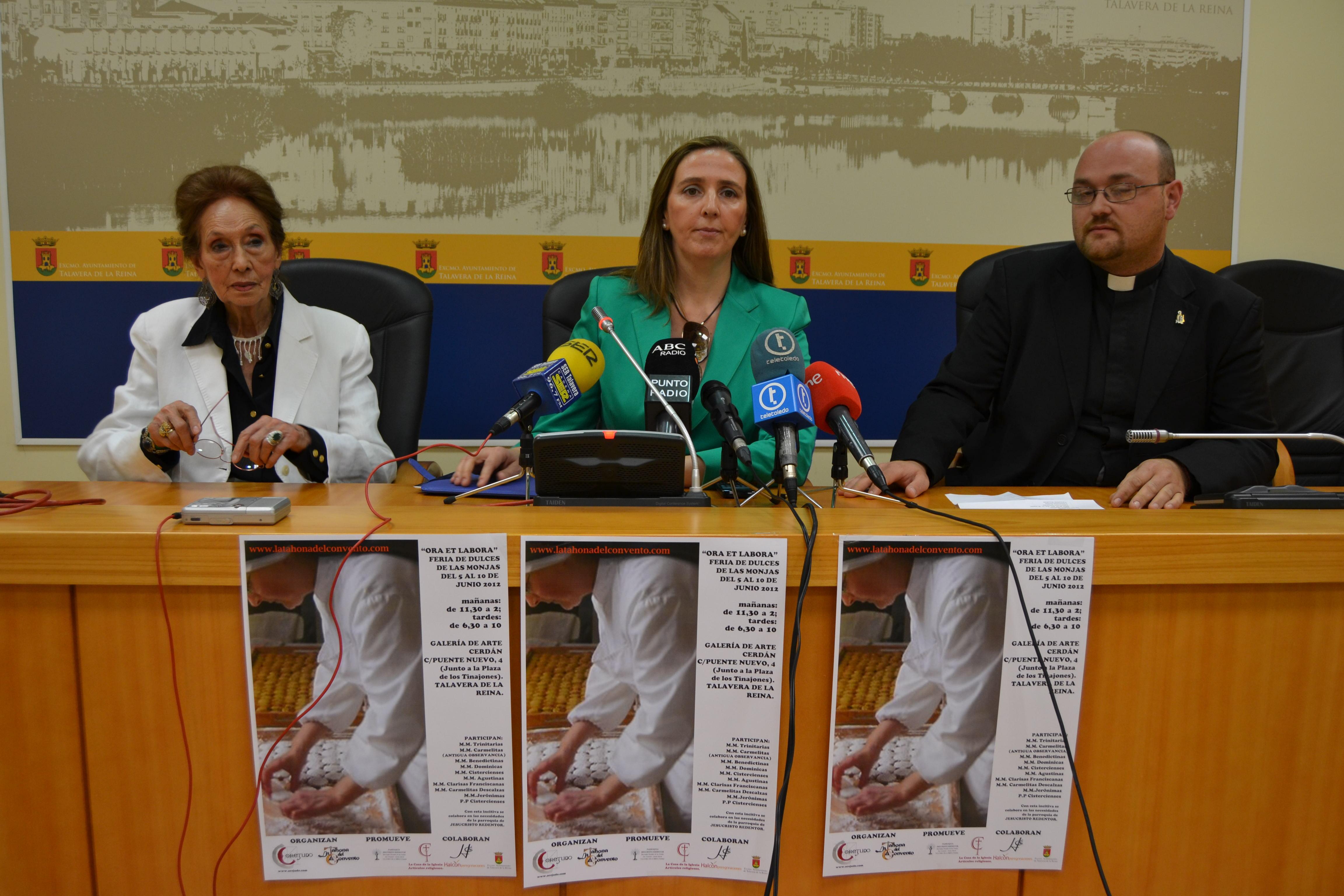 La parroquia de Jesucristo Redentor organiza la I Feria de Dulces de las Monjas