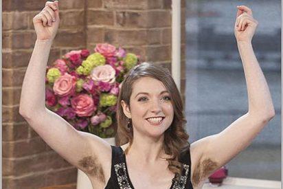 Manos arriba: la cruzada de una periodista que se niega a depilarse