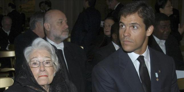 Fallece Emmanuella Dampierre, la abuela de Luis Alfonso de Borbón