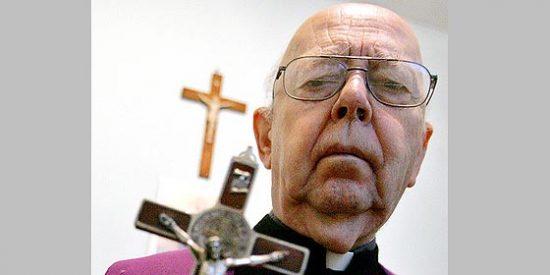 """El exorcista de Santa Sede: """"Emanuela Orlandi fue esclava sexual en el Vaticano"""""""