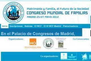 """Un Congreso Mundial de la """"Familia católica"""""""