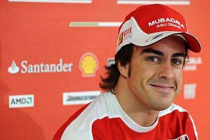 Accidente de Fernando Alonso durante los test de Mugello