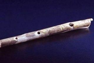 El instrumento musical más antiguo es una flauta de 43.000 años
