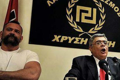 """El líder de los neonazis griegos: """"Temednos, que ya llegamos"""""""