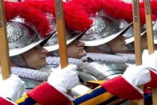 """Alain de Raemy:""""Los Guardias suizos son católicos dispuestos a derramar su sangre para defender al Papa"""""""