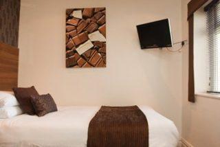 Un hotel al sur de Inglaterra está dedicado a los adictos al chocolate