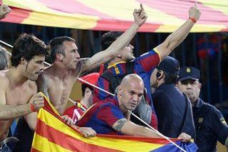 Las selecciones catalanas podrán competir internacionalmente