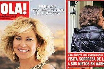 Ana Rodríguez, la exmujer de José Bono, ya anda otra vez con pareja