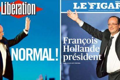 El Madrid y Hollande alegran la vida de Rubalcaba