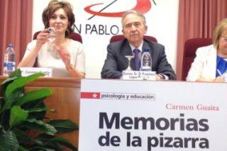 """Carmen Guaita: """"Los maestros hemos transformado la vida de seres humanos"""""""