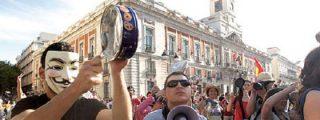 El fiasco del 15-M: más gente en la feria de San Isidro en Las Ventas que en Sol