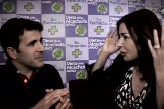 """Gonzo ('El Intermedio') a Carmen Martínez-Bordiú: """"¿Cuánto tiempo tienes que estar a dieta? ¡Tu abuelo tuvo a régimen a este país 40 años!"""""""