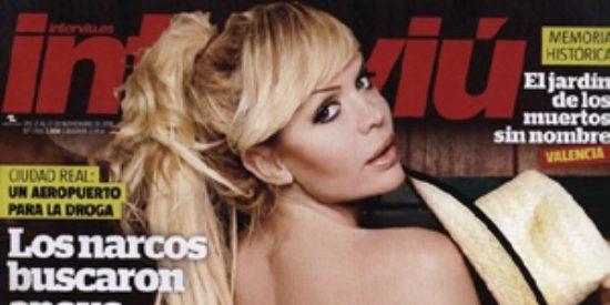 """La cantante y polemista de T5 Sonia Madoc, más desnuda y bestia que nunca: """"Me gusta que me pongan mirando a Cuenca"""""""
