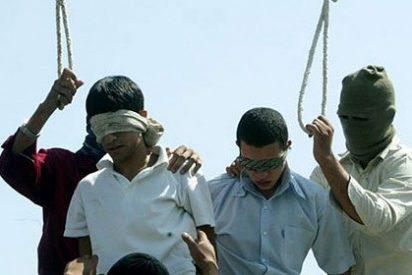 En siete países todavía se aplica la pena de muerte a los homosexuales