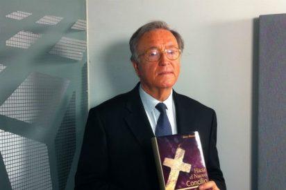 """Javier Monserrat: """"Para el cambio que la Iglesia necesita, hace falta que aparezca un nuevo Juan XXIII"""""""