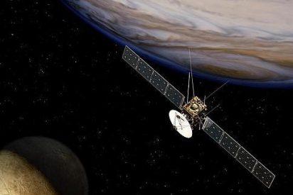 La Agencia Espacial Europea busca vida en las lunas heladas de Júpiter