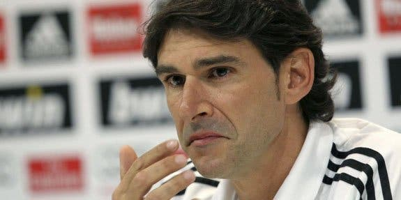 "Karanka: ""No queremos que Higuaín se vaya del Real Madrid"""
