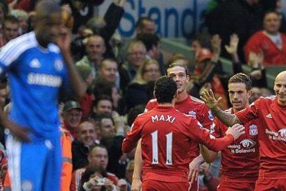 El Liverpool se cobra la revancha ante un Chelsea lleno de suplentes