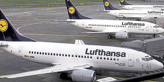Lufthansa suprimirá unos 3.500 puestos de trabajo en su plantilla