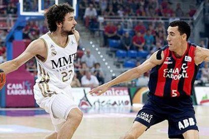 El Baskonia gana con 'trampa' al Madrid y lo pone al borde del adiós 