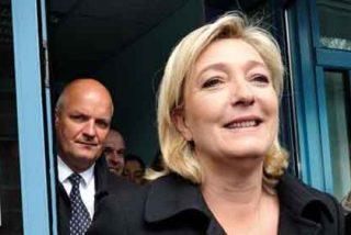 Marine le Pen votará en blanco y el FN 'ni para Sarkozy ni para Hollande'
