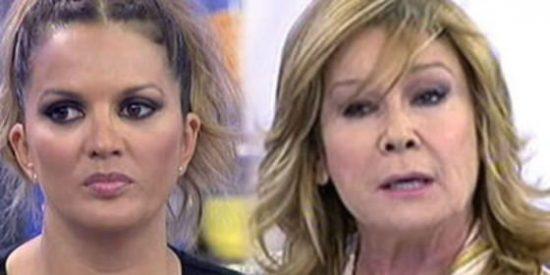 """Marta López ('Sálvame') se desnuda, habla a lo bestia de sexo y pone a parir a compañeros: """"Me masturbé en 'GH' por necesidad"""""""