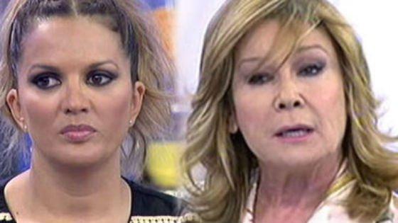 Ana Rosa Quintana Follando marta lópez ('sálvame') se desnuda, habla a lo bestia de
