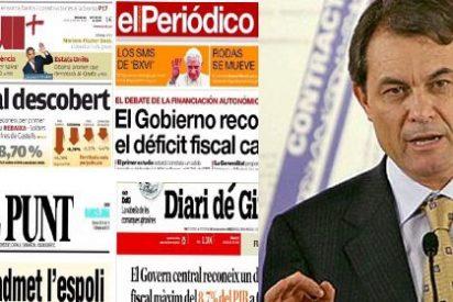 Artur Mas adelanta su convocatoria de ayudas para contentar a los medios