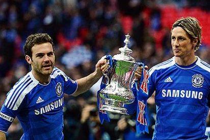 La pegada del Chelsea de Torres y Mata puede con el Liverpool
