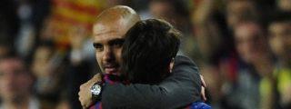 """Lluís Mascaró, en 'Punto Pelota': """"Hay imágenes que confirman la relación deteriorada entre Guardiola y Messi"""""""