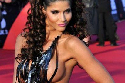 Micaela Schaefer, la modelo que fue desnuda al estreno de 'Men In Black'