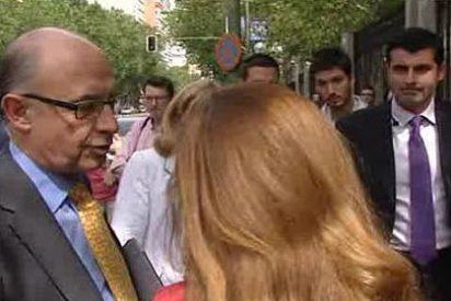 """Clienta de Bankia a Montoro: """"Como me quiten el dinero, mato"""""""