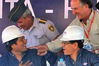 ¿Qué hacía el presidente de Repsol mientras Morales expropiaba a REE?