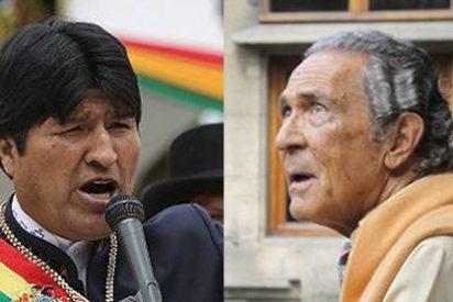 """Antonio Gala a Evo Morales: """"La afeminación se produce cuando se comen directamente pollas"""""""