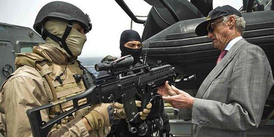 Dos alcaldes de PSC y ERC defienden la academia militar de Talarn