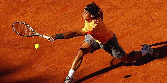 """Rafa Nadal: """"Una vez he cogido el ritmo de juego, no lo he soltado"""""""