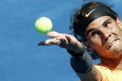 Nadal barre a Davydenko en su debut en el Mutua Madrid Open