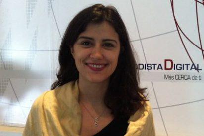 """Olga Rodríguez: """"Los servicios secretos y los gobiernos conspiran; pero los pueblos, afortunadamente, a veces también lo hacen"""""""