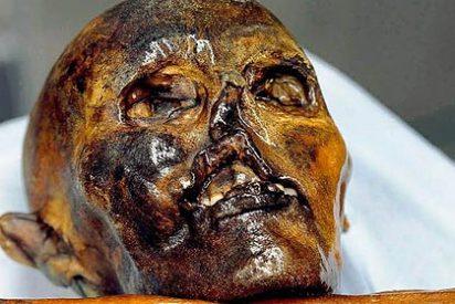 Encuentran glóbulos rojos en la momia del Hombre de Hielo