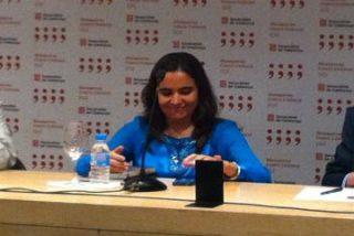 """Miriam Subirana: """"Frente a la avaricia, generosidad, desde la que podemos generar grandes cambios"""""""