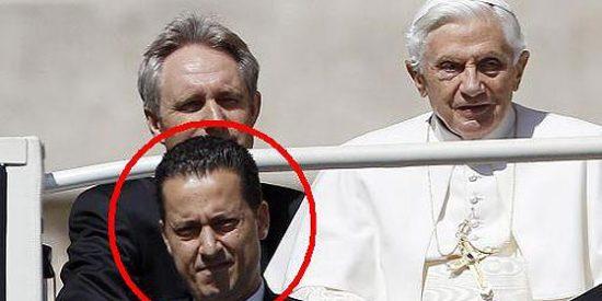 Paolo Gabriele, alias 'Paoletto', la sombra del Papa Benedicto XVI