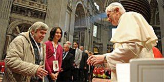 """Los trabajadores de Cáritas formarán parte de la """"comunidad de trabajo"""" vaticana"""