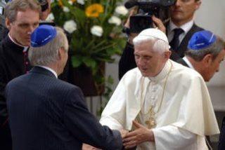 Benedicto XVI recibe al Congreso Judío Latinoamericano en el Vaticano
