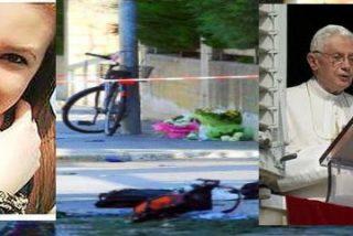 """El Papa condena el """"vil atentado"""" de Brindisi: """"Recemos por Melissa, víctima inocente de una brutal violencia"""""""
