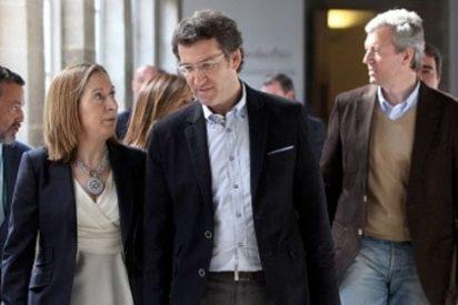 Ana Pastor es el as que se guarda Rajoy en la manga si pierde Feijóo