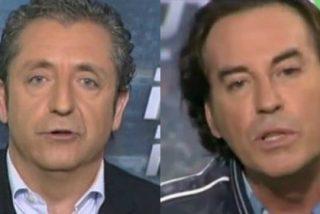 """Josep Pedrerol a Pipi Estrada: """"Lo de Higuaín lo hemos contado todos, y tú un poquito más tarde, el quinto o el sexto"""""""