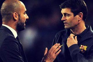 """Pep Guardiola: """"Dejadme que tenga la relación que quiera con Tito"""""""