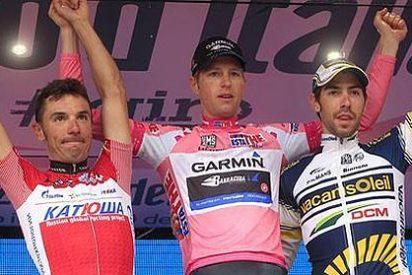 'Purito' Rodríguez pierde el Giro de Italia en la contrarreloj final