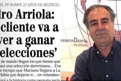 """Graciano Palomo: """"Arriola tiene más poder que cualquiera de los ministros"""""""