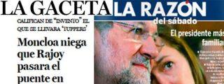 """Marhuenda reconoce a Periodista Digital que Rajoy no se marchó de puente a Toledo sino que """"solo estuvo unas horas"""""""